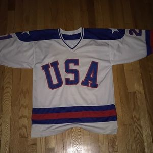 Other - Team USA Miracle Jersey